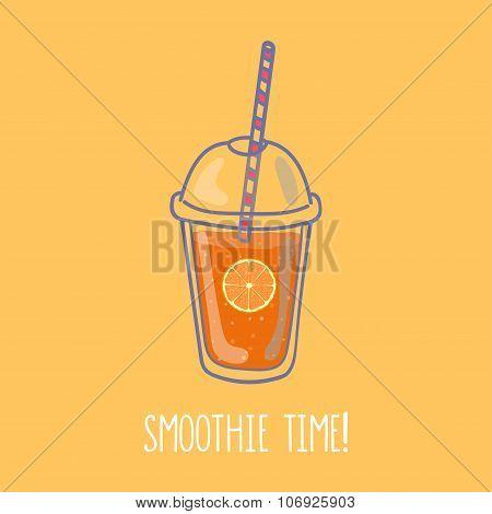 Smoothie Time Orange