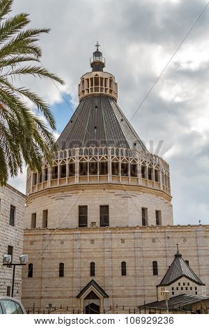 Church of the Annunciation in Nazareth