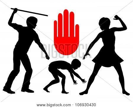 Ban Spanking Children