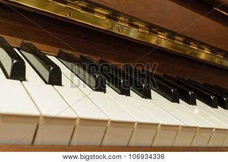 Classical Piano Keys