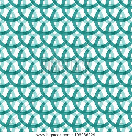 Abstract seamless circle pattern