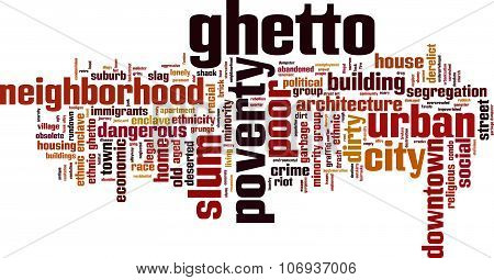 Ghetto Word Cloud