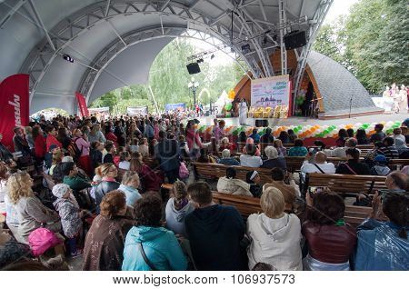 Indian Independence Day Concert Place