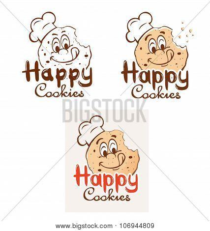 Smilling cookies