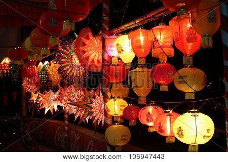 Lantern Stall