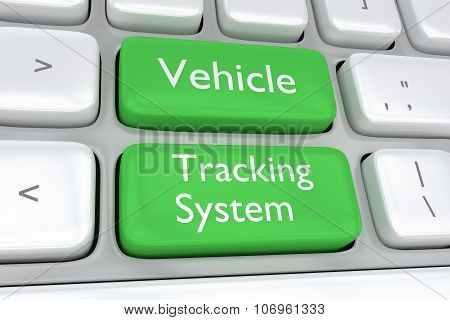 Vehicle Tracking System Concept