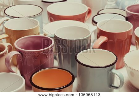 The various cups