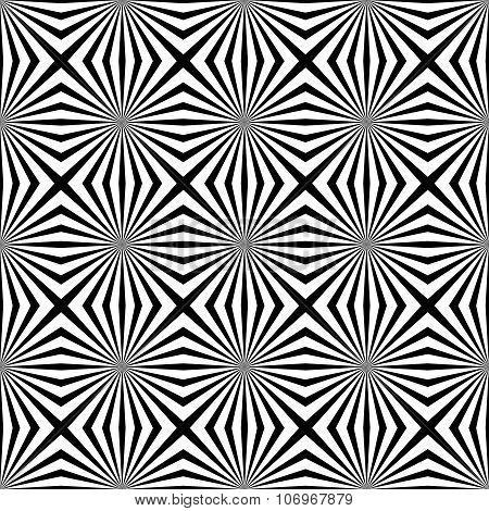 Background With X Like Pattern. Seamlessly Repeatable.
