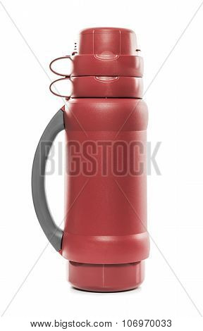 The red thermos.