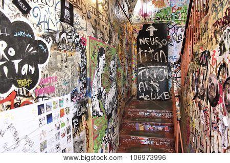 Urban Art In Berlin