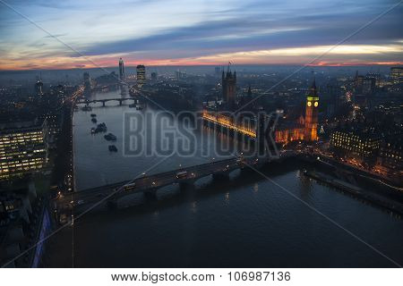 London Skyline, Include Big Ben