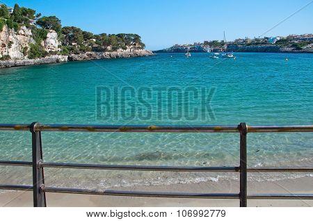 Beach in Porto Cristo