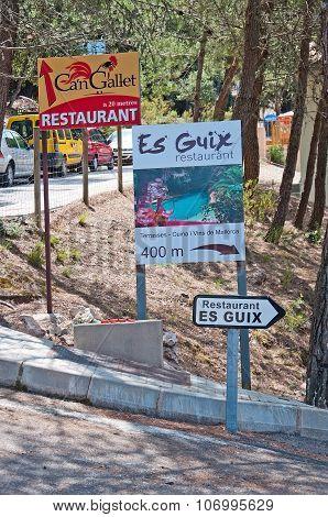 Es Guix Can Gallet restaurants