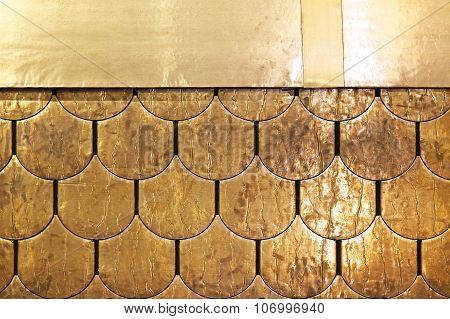 Copper Roof Tiles