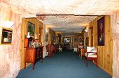 picture of bottomless  - lounge of an underground hotel in coober pedy - JPG