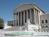 foto of supreme court  - united states supreme court in washington - JPG