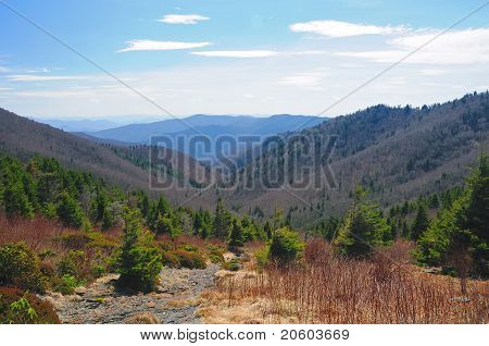 View From The Appalachian Trail