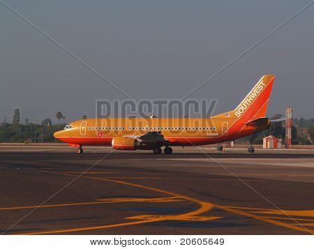 Airliner Aircraft