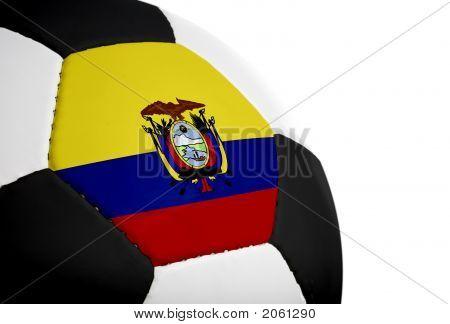Ecuadorian Flag - Football