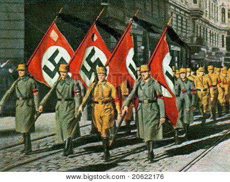 Nazi Sa Maschiert