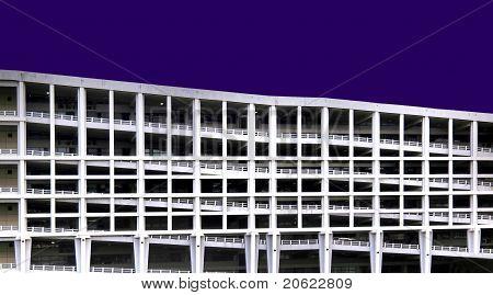 multi-storey carpark
