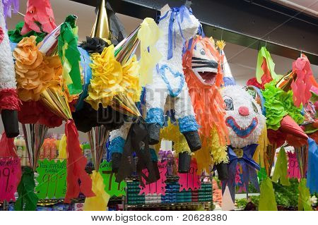 Mexican Traditional Pinata