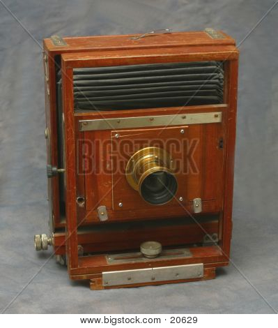 5x7 View Camera
