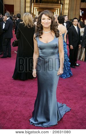 LOS ANGELES - FEB 27:  Susanne Bier arrives at the 83rd Annual Academy Awards - Oscars at the Kodak Theater on February 27, 2011 in Los Angeles, CA.