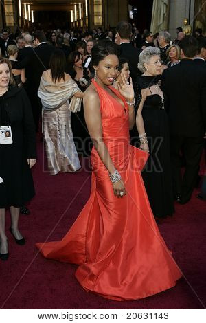 LOS ANGELES - FEB 27:  Jennifer Hudson  arrives at the 83rd Annual Academy Awards - Oscars at the Kodak Theater on February 27, 2011 in Los Angeles, CA.