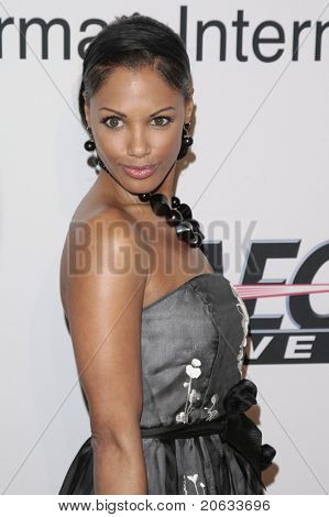 BEVERLY HILLS - FEB 7:  K D Aubert arriving at the Clive Davis and The Recording Academy present the Annual Pre-Grammy Gala in Beverly Hills, California on February 7, 2009.