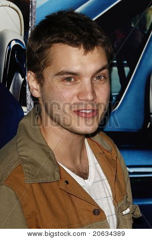 LOS ANGELES - MAR 22:  Emile Hirsch arrives at the Los Angeles HBO Premiere of 'His Way' at Paramount Studios in Los Angeles, California on March 22, 2011.