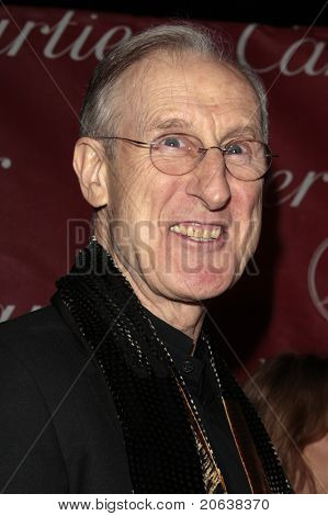 PALM SPRINGS - Jan 6:  James Cromwell attends the 20th Palm Springs Film Festival Gala on January 6, 2009 in Palm Springs, California.