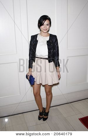 WEST HOLLYWOOD, CA  - APR 13: Anya Monzikova at the Kimberly Snyder Book Launch Party For 'The Beauty Detox Solution' at The London Hotel on April 13, 2011 in West Hollywood, California.