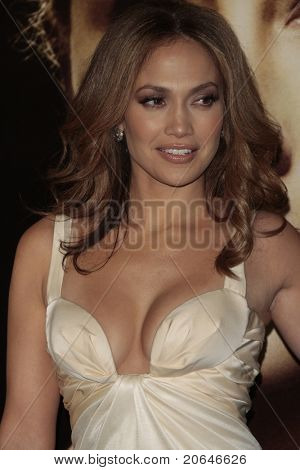 LOS ANGELES - DEC 8: Jennifer Lopez at the premiere of 'The Curious Case of Benjamin Button' in Los Angeles, California on December 8, 2008.