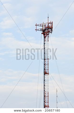 Phone Antenna Pole