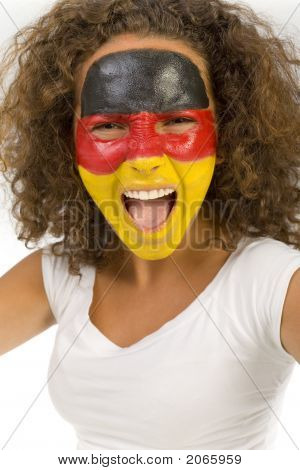 German Sports Fanatic