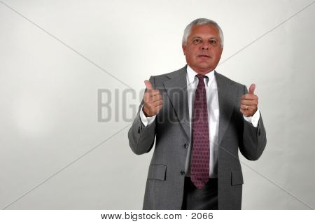 Corporate Thumbs Up