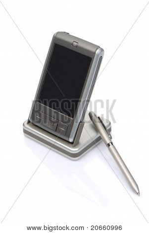 Pocket Pc And Pen