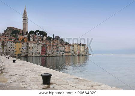 Rovinj Old Town, Istria, Croatia