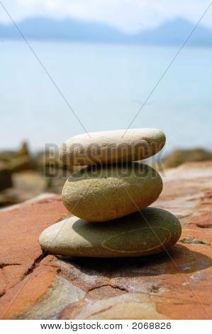 Natural Stone Balance