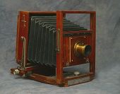 5X7 Wooden View Camera poster