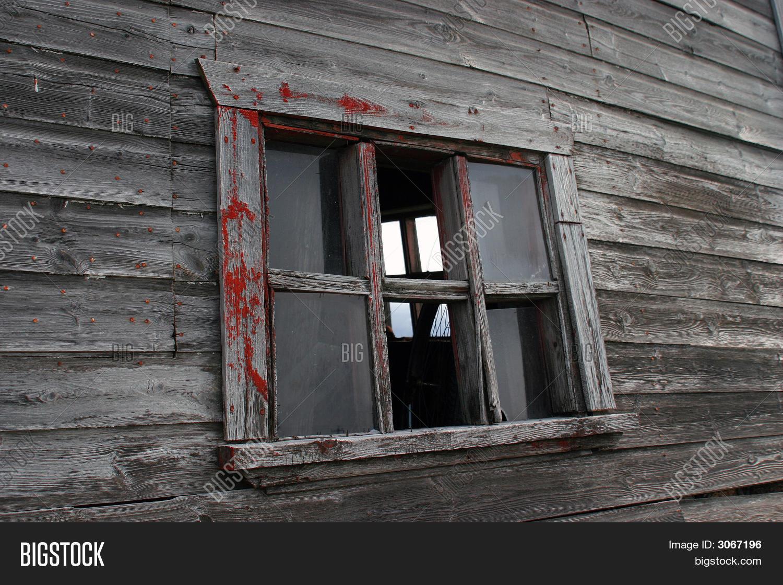 Old Wood Window Stock Photo Stock Images Bigstock