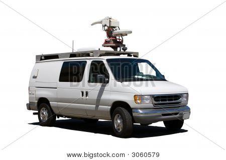 Tv Truck