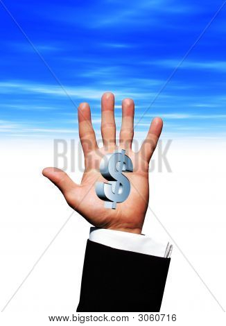 Us Dollar Hand
