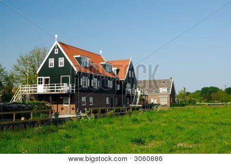Typical Dutch Houses I