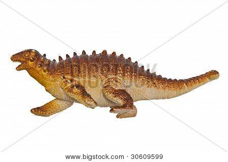 Dinosaur Euoplocephalus