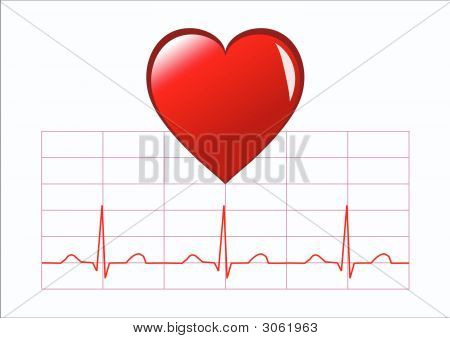 Healthy Heart Medical Image