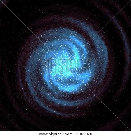 Starry Galaxy