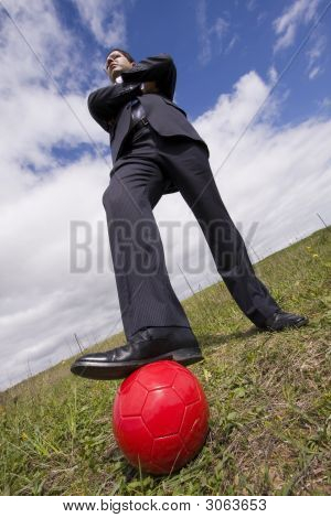The Power Of Soccer Game