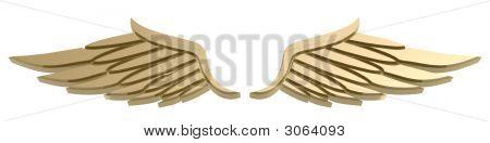 Flügel-Symbol